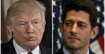 Trump Ryan Trumpcare