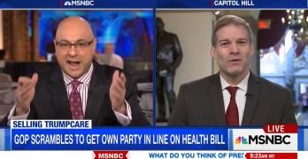 MSNBC Ali Velshi destroys GOP Congressman lies about Obamacare & Single-Payer healthcare (VIDEO)