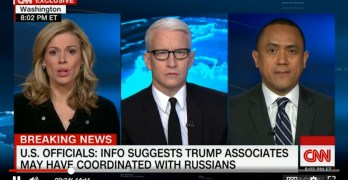 CNN: Trump officials may have given Russia thumbs up to release Clinton smears