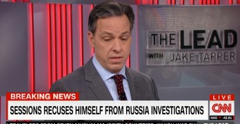 CNN ake Tapper slams Trump for fake news as Ted Cruz spokeswoman thinks Jeff Session lied