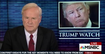 Chris Matthews urges a NO VOTE for Neil Gorsuch & gives the perfect reason (VIDEO)