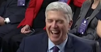 Supreme Court Nominee taken by surprise by Senator Sasse's wife question (VIDEO)