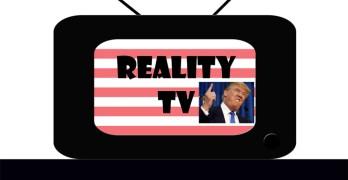 Trump Syria Reality TV