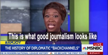 Joy-Ann Reid Backchannel