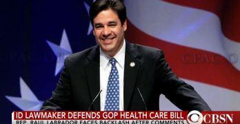 Raul Labrador health care