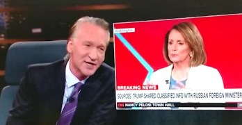 Bill Maher: One thing to bring a knife to a gunfight, Democrats bring a covered dish (VIDEO)