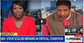Joy-Ann Reid takes heat from Alt-Right for telling truth about Rep. Steve Scalise (VIDEO)