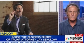 AM Joy exposes Trump's lawyer's crooked enterprise that preys on evangelicals (VIDEO)