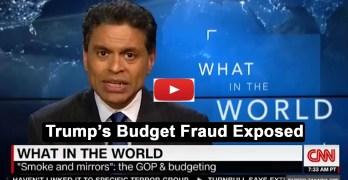 Fareed Zakaria slams Trump administration for smoke & mirrors budget (VIDEO)