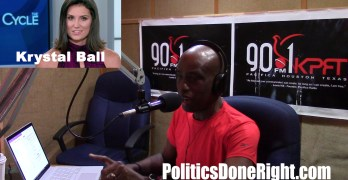 Krystal Ball interviewed on Politics Done Right on Democratic Party failures (VIDEO)