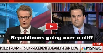 Joe Scarborough Morning Joe Republicans are following Trump over an ideological cliff