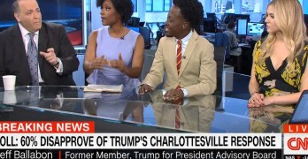CNN's Zerlina Maxwell rips Trump spokesman for identity politics copout