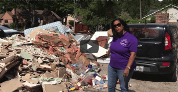 Adrienne Bell, District 14 Congressional Candidate Rainy Day Fund Statement (VIDEO)