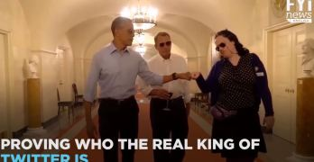 Barack Obama - Twitter's Undefeated King