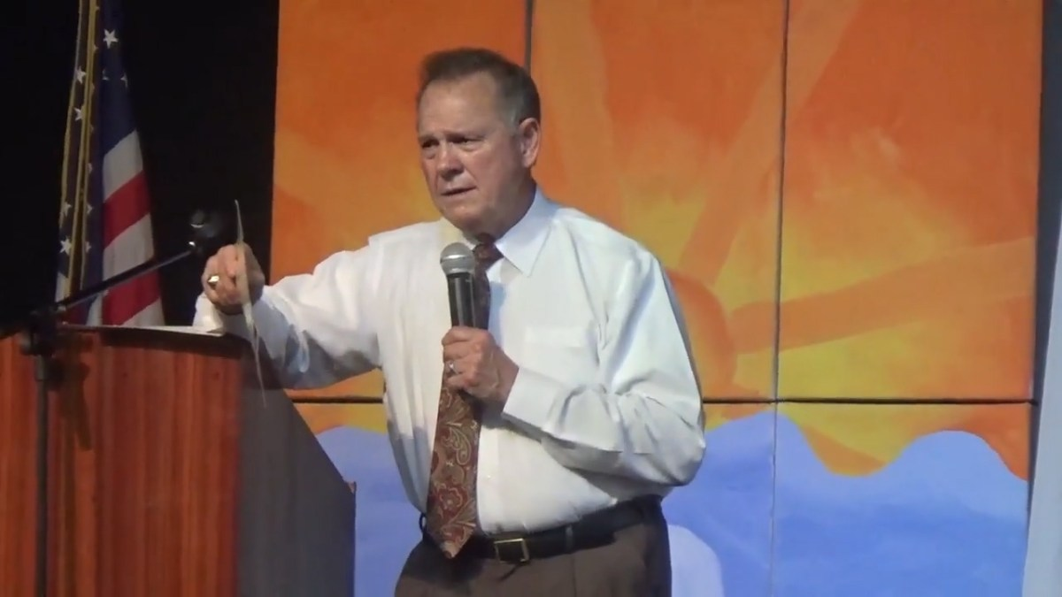 GOP Senate front-runner calls Native Americans & Asians 'reds & yellows' (VIDEO)