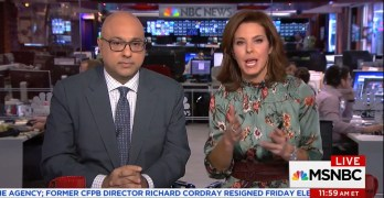 Ali Velshi & Stephanie Ruhle smoke Trump for false claim of bringing jobs back from overseas