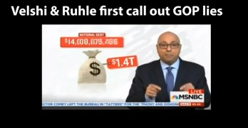 MSNBC Ali Velshi nails Republicans on their tax cut scam like no other