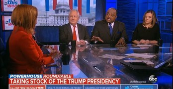 Roland Martin eats Trump's spox Anthony Caramucci's lunch on panel