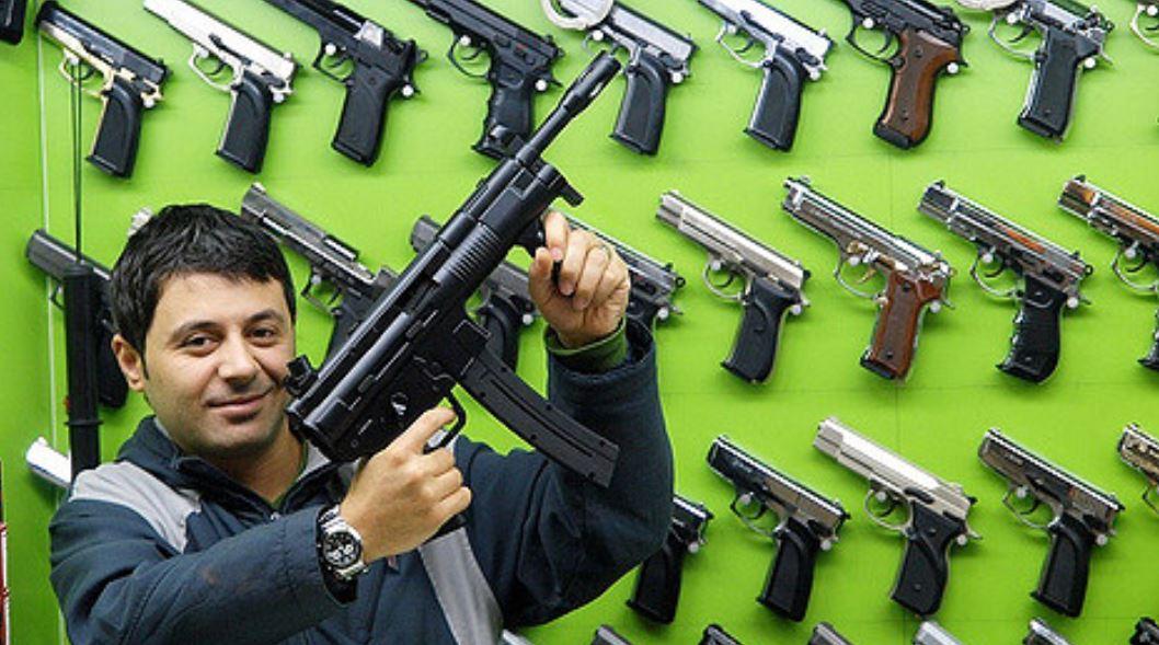 Turn the corner against gun-culture politics
