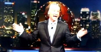 Bill Maher defends Trump meeting Kim Jong-un in funny monologue