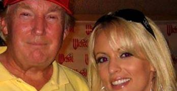 Donald Trump porn star Stephanie Gregory Clifford aka Stormy Daniels