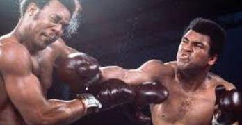 Democrats vs Trump = Foreman vs Ali, It didn't end well for Foreman