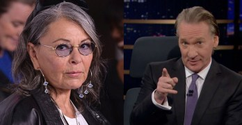 Bill Maher scolds Roseanne in epic takedown for her Trump love