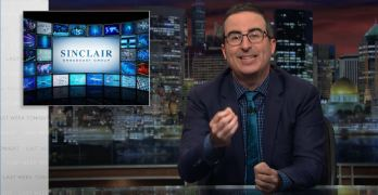 HBO - Sinclair Broadcast Group Last Week Tonight with John Oliver (Video)