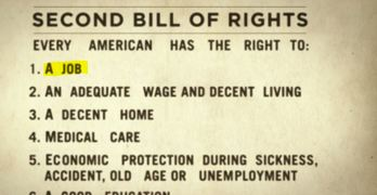 Progressives must fight for jobs as a right going forward