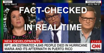 CNN Host Don Lemon fact checked smooth lying Right Wing hack in real time (VIDEO)