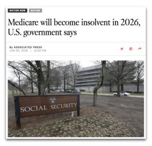 Media Treat Trump Administration's Partisan Fear-Mongering as Objective 'Government' Report 01