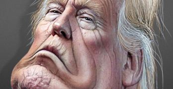 Authoritarians, Plutocrats, and the Fight for Racial Justice Donald Trump - DonkeyHotey