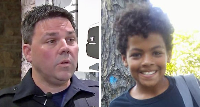 Trump Effect: Police called on 12-yr-old black kid delivering newspapers