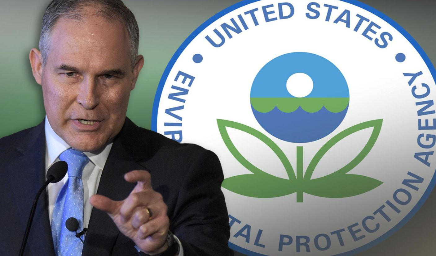 Moment of truth for Trump's EPA? No way
