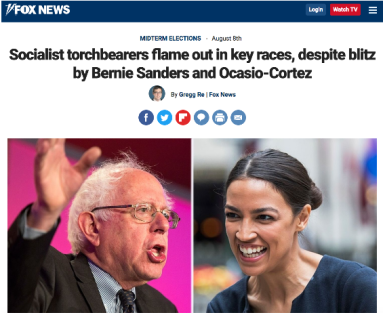 Media Continues Writing Premature Obituaries for the Democratic Left