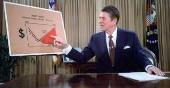 Reagan Ruined America