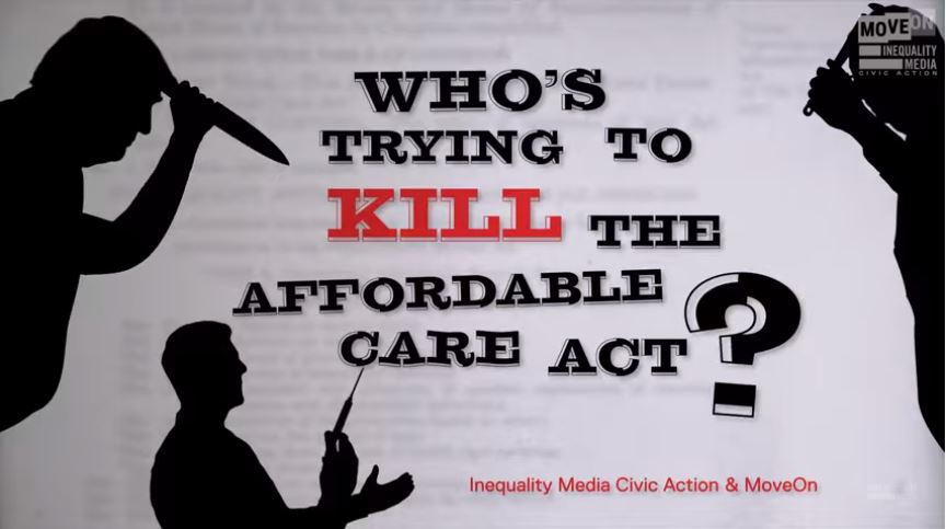 The time is NOW! Hold them accountable for Obamacare sabotage and all else