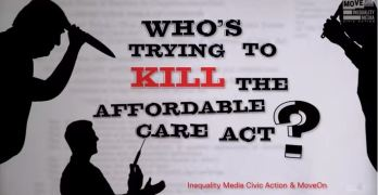 Republican GOP Obamacare Sabotage Affordable Care Act