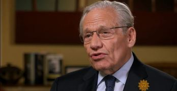 "Bob Woodward: ""People better wake up to what's going on"" in the Oval Office"