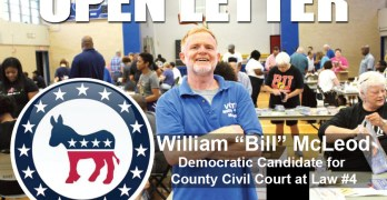 "William ""Bill"" McLeod will be the type of judge Houston needs now"