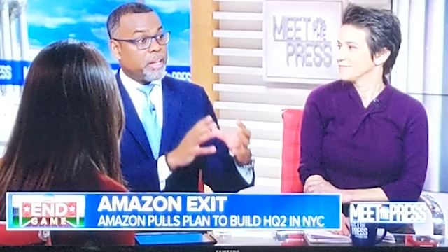 Princeton Professor Eddie Glaude, Jr. points out the real problem with capitalism
