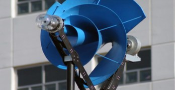 Home of the future turbine