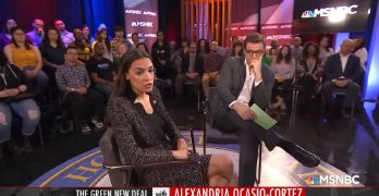 These four snippets make it clear Alexandria Ocasio Cortez is a force to be reckoned with