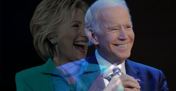 The Hillaryfication of Joe Biden has already begun
