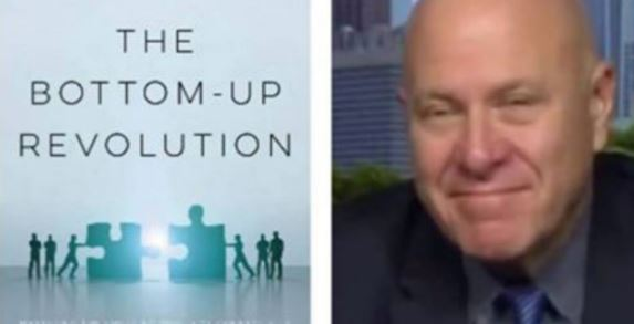 Interview with OpEdNews.com Publisher Rob Kall about his new book The Bottom-up Revolution