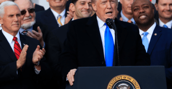 To be charitable, GOP tax policy isn't