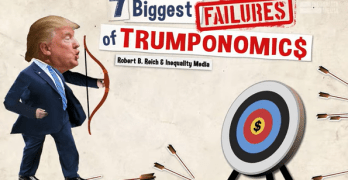The seven biggest failures of Trumponomics