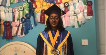 Valedictorian Not Allowed To Speak at Graduation