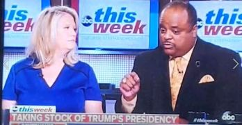Roland Martin slams Evangelical Christians for their silence on Trump's racism