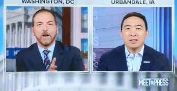 Andrew Yang owned Chuck Todd in Meet The Press Interview on Medicare for All